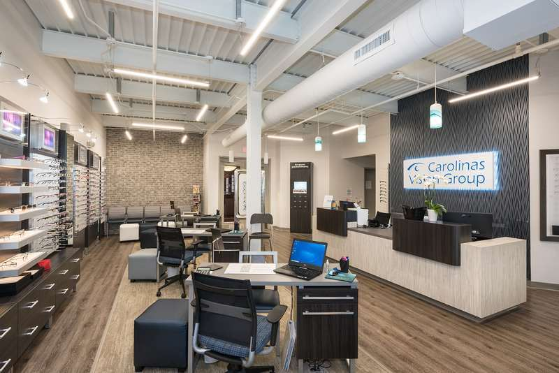 Waverly-area-optometry-office - Carolinas Vision Group